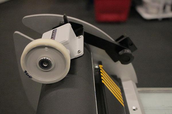 Vinyl Remover VR15 media counter