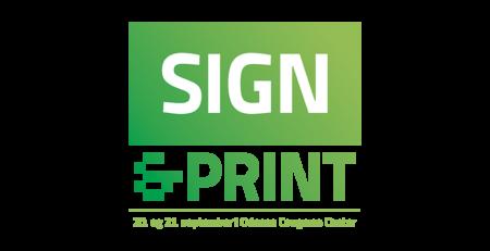 Sign og print 2017